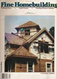 img - for Fine Homebuilding, April/May 1992 No.74 (Fine Homebuilding, No 74) book / textbook / text book