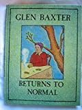 Returns to Normal (074751349X) by Baxter, Glen