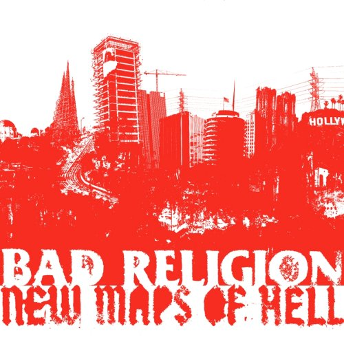 Bad Religion - New Maps Of Hell (Dlx Ed) - Zortam Music