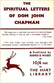 john chapman spiritual letters pdf