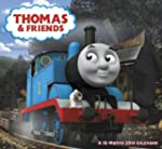 2014 Thomas and Friends Wall Calendar