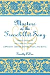 Masters of the French Art Song: Trans...