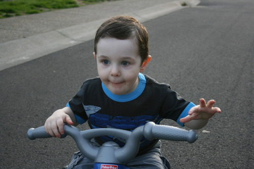 Review Of Fisher-Price Kawasaki Tough Trike
