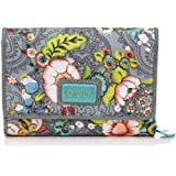 Oilily  French Flowers S Wallet Grey, Portemonnaies femme