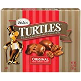 Demets Turtles Original Pecans~Chocolat~Caramel 2-pack