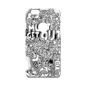G-STAR Designer Printed Back case cover for Apple Iphone 6 (LOGO) - G4959