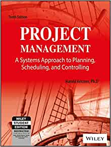 harold kerzner project management pdf