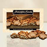 Philadelphia Candies Milk Chocolate Pecanettes (Caramel Pecan Turtles)