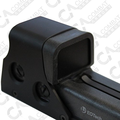 Combat Armory Black Anti-Reflection Alu Killflash/Protective Cover For Eotech Red Dot Sight