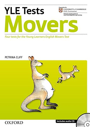 Cambridge Young Learners English Tests: Movers: Student's Pack (Practice Tests)