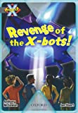 Anthony McGowan Project X: Great Escapes: Revenge of the X-bots!