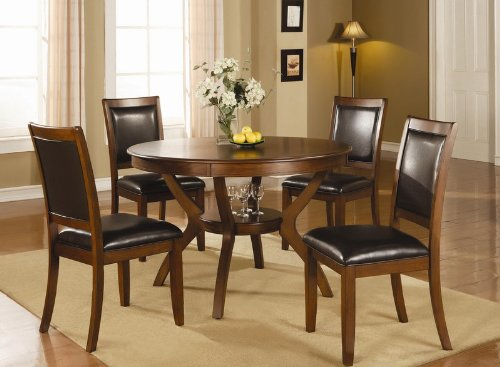 5pc-casual-dining-table-and-chairs-set-in-brown-walnut-finish