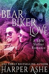 Bear Biker Love: A BBW Shifter Romance (English Edition)
