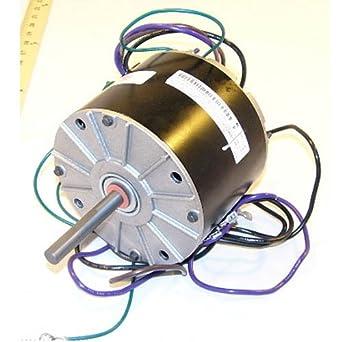 f48m27a50 york oem condenser fan motor 1 4 hp 230 volt