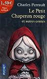 Le petit chaperon rouge et autres contes à 1,50 euros