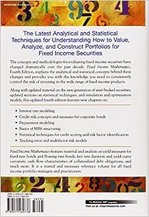 frank j fabozzi fixed income mathematics pdf