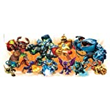 Roommates Rmk2290Gm Skylander Giants Burst Peel And Stick Wall Decals