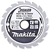 Cutting-Edge Makita 85mm Saw Blade for HS300 Cordless Saw 20T [Cleva Edition]