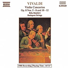 Violin Concerto in D minor, RV 242: II. Largo