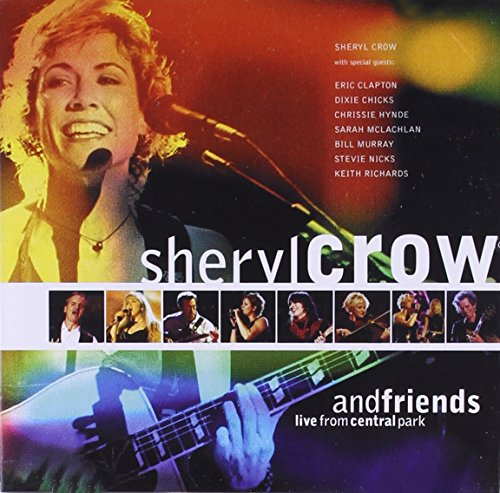 Sheryl Crow and Friends-Live From Central Park-CD-FLAC-1999-Mrflac