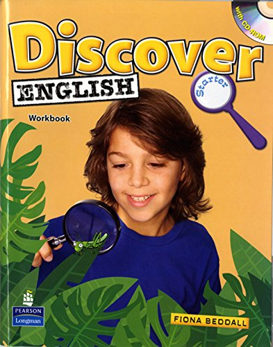 Discover English Global Starter Activity Book and Student's CD-ROM Pack