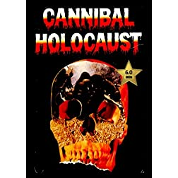 Cannibal Holocaust [VHS Retro Style] 1980