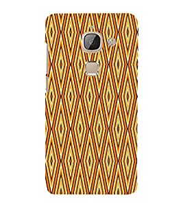 Abstract Pattern Cute Fashion 3D Hard Polycarbonate Designer Back Case Cover for LeTv Le Max :: Letv Le Max X900