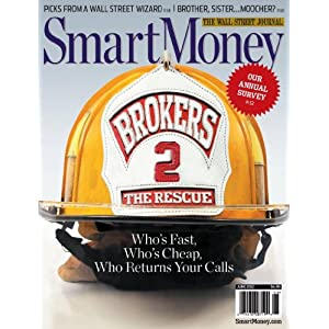SmartMoney (1-year auto-renewal), 12-issue $5