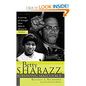 Betty Shabazz, Surviving Malcolm X