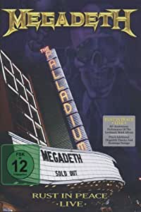 Megadeth - Rust In Peace Live (+ Audio-CD) [2 DVDs]
