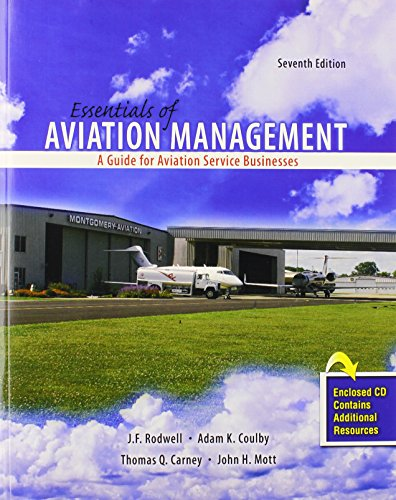 Essentials of Aviation Management: A Guide for Aviation...