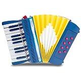 BONTEMPI-AC 2080/N-instrument de musique-Accordéon 20 touches + 8 basses