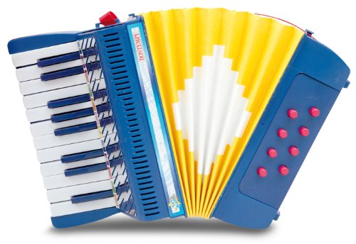 Bontempi AC2080 - Fisarmonica con 20 tasti e 8 bassi