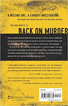 Back on Murder (A Roland March Mystery)Paperback– July 1, 2010