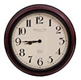 Productive Elecronics SS-CWC-C SecureShot Thermally Motion Activated- Battery Operated Wall Clock DVR