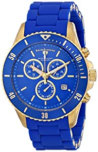 Swiss Legend Women's 93609-YG-33 Luminoso Analog Display Swiss Quartz Blue Watch