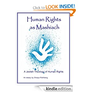 Logo for Human Rights as Mashiach - A Jewish Theology of Human Rights