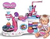 Nenuco - Mu�eco: Tienda cupcakes en caja, 58 x 39 cm (Famosa 700011693)