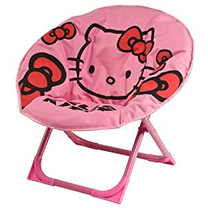 Chaise pliante hello kitty jeux et jouets - Table chaise hello kitty ...