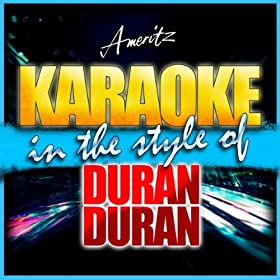 Electric Barbarella (In the Style of Duran Duran) [Karaoke Version]