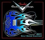 img - for Fender Custom Shop Guitar 2011 Daily Boxed Calendar (Calendar) book / textbook / text book