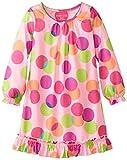 Komar Kids Big Girls'  Confetti Dots Night Gown