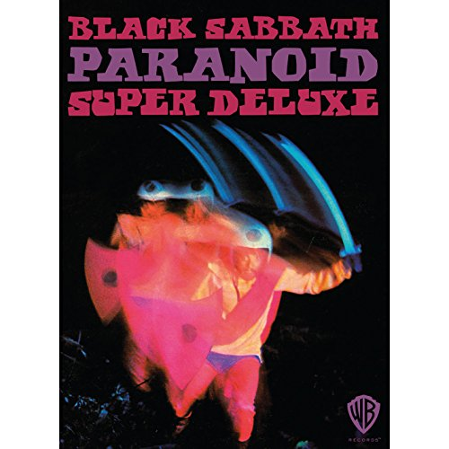 Black Sabbath - Paranoid (Deluxe Box)(4cd W/book) - Zortam Music
