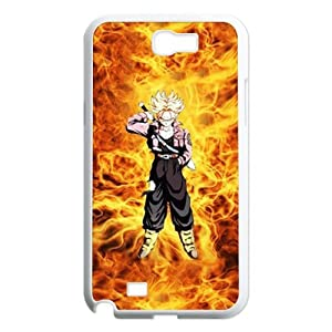 NEW ANIME DRAGON BALL Z Snap on hard Protective Durable Case for Samsung Galaxy Note 2 N7100 Premium Quality ultrathin Limited Edition by Distinctive Design Studio