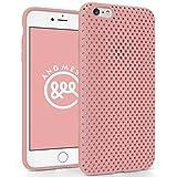 AndMesh iPhone 6s Plus ケース メッシュケース ピンク AMMSC631-PNK