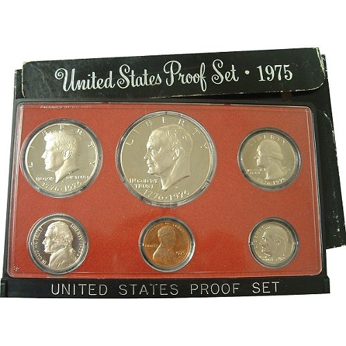 1975 Proof Set, Uncirculated