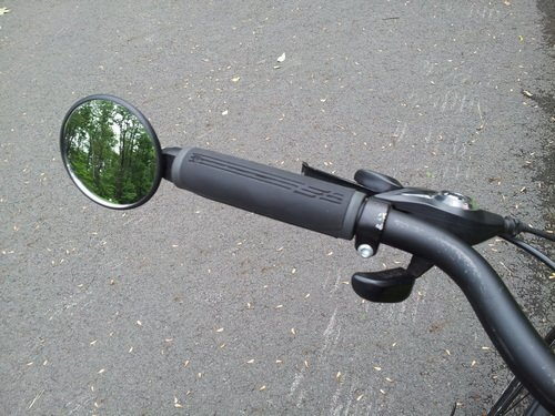 Rear View Mirror For Ebike Endless Sphere