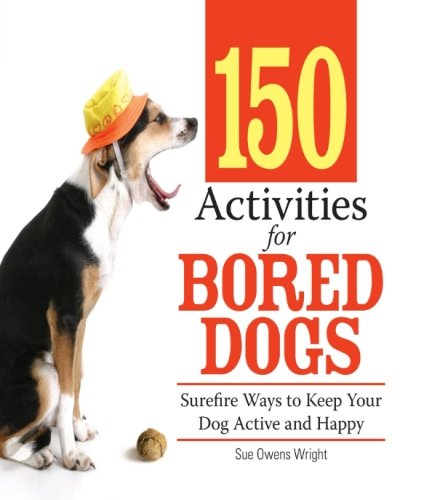 150 Activities For Bored Dogs: Surefire Ways To Keep Your Dog Active And Happy front-138611