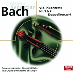 Concerto for 2 Harpsichords, Strings, and Continuo in C minor, BWV 1060 - Arr. for violin, oboe strings & continuo - 1. Allegro