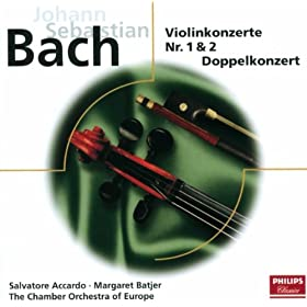 Violin Concerto No.2 in E, BWV 1042 - 1. Allegro